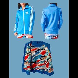 Retro Adidas Europa Venice Track Jacket